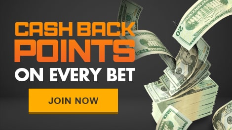 CASH BACK POINTS